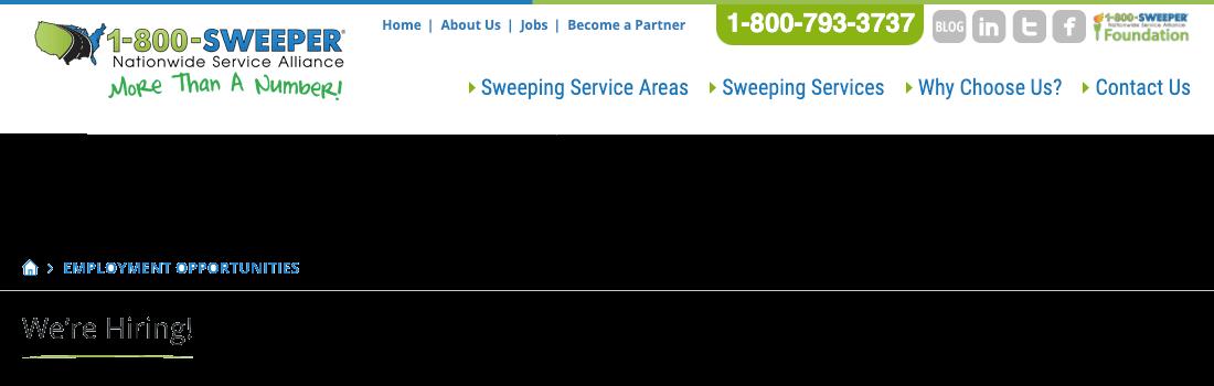 1-800-Sweeper/800Sweeper, LLC
